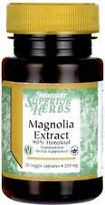 100% NATURAL® Magnolia Extract 200mg | Superior Herbs 90% Honokiol - 30 Capsules