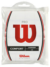 WILSON pro Tennis Racchette Racchetta overgrip confezione da 12