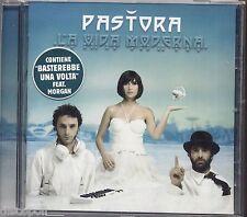 PASTORA - La vida moderna - MORGAN CD 2006 COME NUOVO / AS NEW