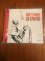 John Lee Hooker - On Campus Rare CD Free First Class Shipping