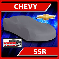 2003-2006 Chevy SSR CAR COVER - ULTIMATE® HP 100% All Season Custom-Fit!!