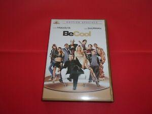 "DVD,""BE COOL"",john travolta,uma thurman,dwayne johnson,vince vaughn,(3724)"