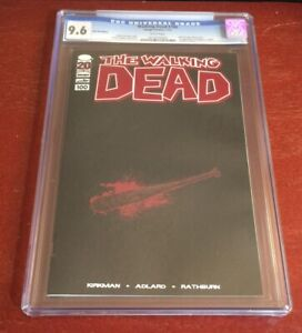 Walking Dead #100 Red Foil CGC 9.6 by Robert Kirkman and Charlie Adlard