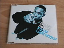 DIZZEE RASCAL - FIX UP LOOK SHARP (RARE CD SINGLE)