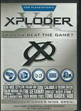 XPLODER V4 LITE FOR PS2 TRAIL VERSION WANNA BEAT THE GAME?