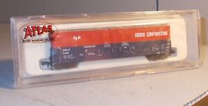 N SCALE TRAIN ATLAS EXCELLENT COND OGDEN 11499