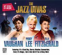 Sarah Vaughan - My Kind Of Music - The Jazz Divas [CD]