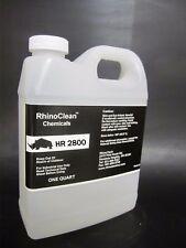 RhinoTech Haze Remover HR 2800 Quart for Screen Printing