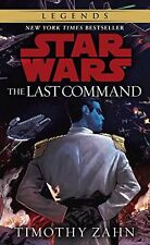 The Last Command: Book 3 (Star Wars Thrawn trilogy) NEW BOOK