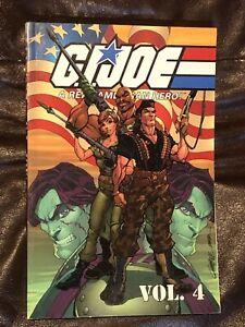 Gi Joe Classic Tpb Marvel vol 4