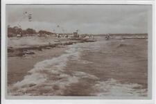 AK Scharbeutz, Nordost, Strand, Foto-AK 1927