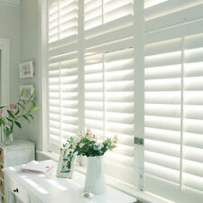 Shutters - Real Wood Made to Measure Plantation Shutter - Sample