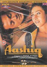 AASHIQ -BOBBY DEOL KRISHMA KAPOOR NTSC FORMAT-ALL REG]EROS DVD –