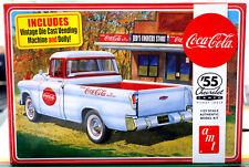1955 Chevrolet Cameo Pick-Up Coca-Cola 1:25 Office 1094 Nouveau Neuf 2018