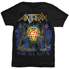 Anthrax 'For All Kings' T-Shirt - NEW & OFFICIAL!