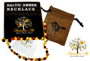AMBER NECKLACE - 9 designs 4 colours  - PROMOTION!  - AUS STOCK