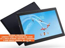 """Lenovo TAB4 TB-X304N Tablet 10.1 """" 2gb+16gb Quad Core 4G+ Wi-Fi Android 7.1 Tab"""