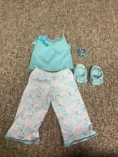 Preowned AMERICAN GIRL Grace's Pajamas Girl of the Year Retired