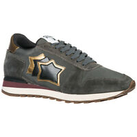 Men's shoes DICO CORVARI white black color, size 40, calf