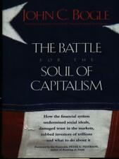 THE BATTLE FOR THE SOUL OF CAPITALISM  BOGLE JOHN C. YALE UNIVERSITY PRESS 2005