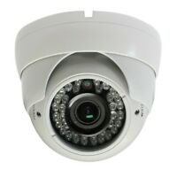 "CCTVSTAR SVD-700SIW2812 1//3/"" SONY EXview HAD CCD II 2.8~12mm IR Lens Dome Camera"
