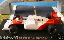 MACLAREN TAG TURBO MP4-2C PROST 1986 #1 1/43 FORMULE 1