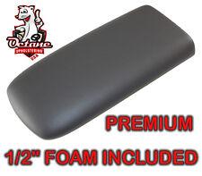PREMIUM Ford Sport Trac FLINT GRAY Console Lid/Armrest Repair Kit 03-04 +FOAM