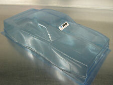 VINTAGE D TYPE CHARGER MINI BODY FOR TRAXXAS 1/16TH RALLY CHASSIS