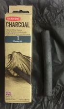 Derwent Willow Charcoal Chunky 16 - 24mm bx of 1, Drawing & Sketching Charcoal