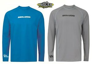 454293 Sea-Doo  Men's Long Sleeve Rashguard
