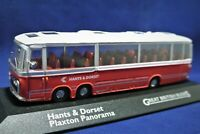 Great British Buses Hants & Dorset Plaxton Panorama with Collectors Leaflet