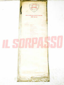 Gaskets Series Engine Fiat 1800 2100 2300 Sedan + Estate Original
