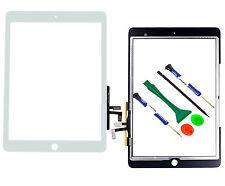 iPad 5 Air 5th Gen A1474 A1475 Touch Screen Digitizer Home Button + Tools White