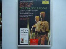 dvd Mozart Bastien und Bastienne / Die Schauspieldirektor € 10