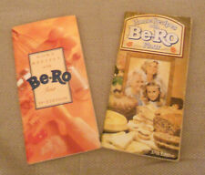 More details for be-ro recipe books x 2 = 37th & 39th editions.  home recipes with be-ro flour.