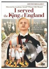 I SERVED THE KING OF ENGLAND New Sealed DVD Cut UPC Barcode