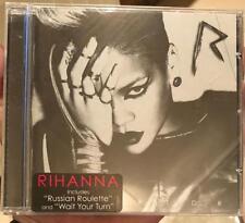 Rated R Rihanna CD