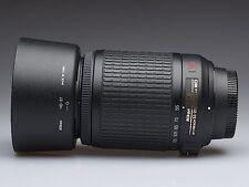 Nikon AF-S DX de zoom Nikkor 55-200 mm f/4.0-5.6 g if-ed VR  GARANTIA
