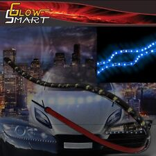 "24"" Neon Blue LED Strip (1-piece) for Car Boat and Motorcycle & Parties"