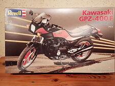 Revell Kawasaki GPZ 400f 1/12 número de artículo 7923