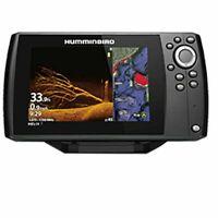Humminbird Helix 7 CHIRP Mega DI GPS G3N Plotter/Fishfinder (CHO) unit-NO XDCR