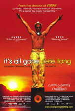 IT'S ALL GONE PETE TONG Movie POSTER 27x40 C Pete Tong Paul Kaye Mike Wilmot