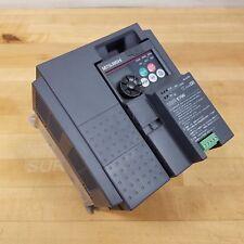 Mitsubishi FR-E740-2.2K Invertor, Input 380-480 VAC 9.9 Amp 3 Phase - USED