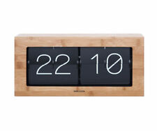 Karlsson Flip Living Room Wall Clocks
