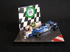 Vitesse Tyrrell Ford 003 1971 1:43 #11 Jackie Stewart (GBR) World Champion (LS)