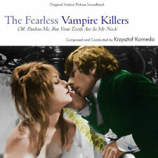 The Fearless Vampire Killers - OR: Pardon Me, But Your Teeth Are In My Neck (CD)