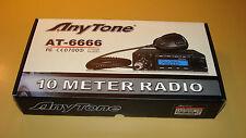 ANYTONE AT-6666 10 METER RADIO (high power)