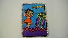 Betty Boop with Juke Box Sticker z1a