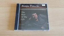 BENJIE PORECKI - THE REST OF MY LIFE - CD