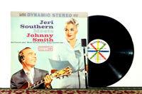 Jeri Southern Meets Johnny Smith, LP 1958 - Cool Jazz - Roulette - NM- Vinyl